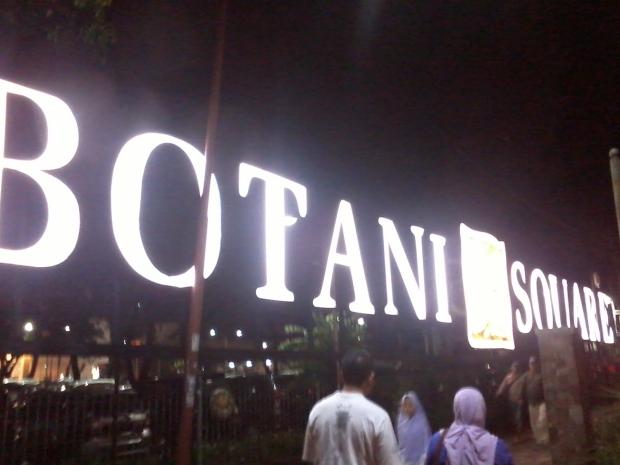 Botani Square Bogor Jawa Barat