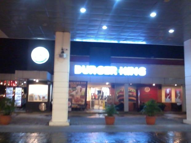 Burger King - Botani Square Bogor Jawa Barat