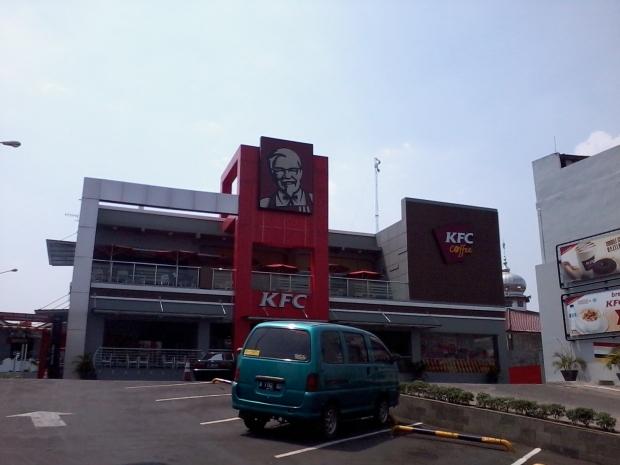 KFC Margonda Depok Siang