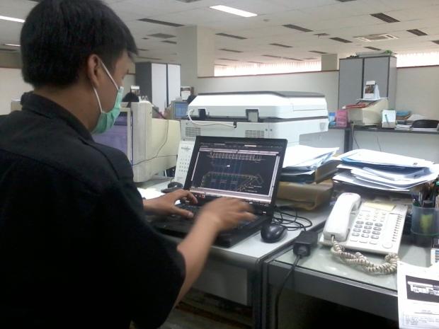 Kursus AutoCAD 2D di Mampang Jaksel