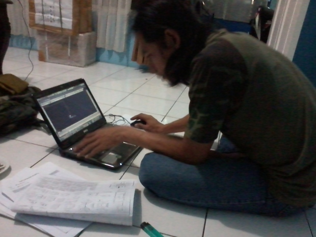 Kursus AutoCAD 2D Elektrikal Lubang Buaya Jakarta Timur