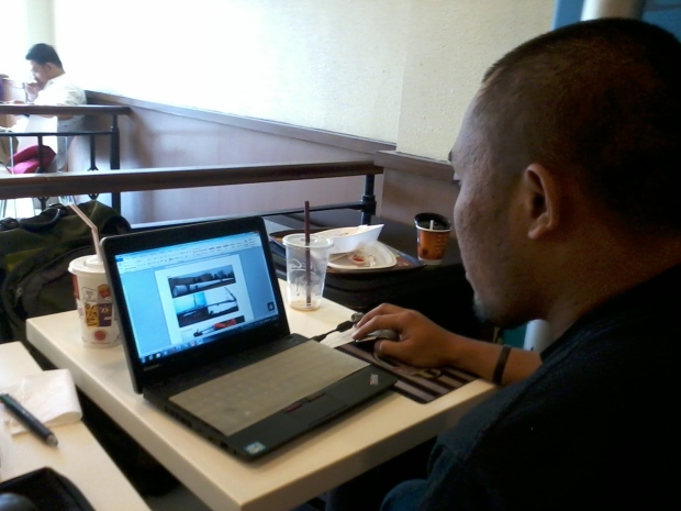 Kursus AutoCAD 2D Rigging McDonald's Tebet JakSel