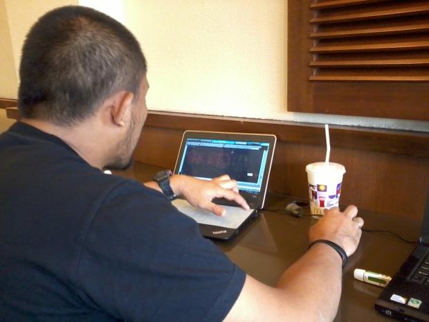 Kursus AutoCAD 2D Rigging McDonald's Tebet