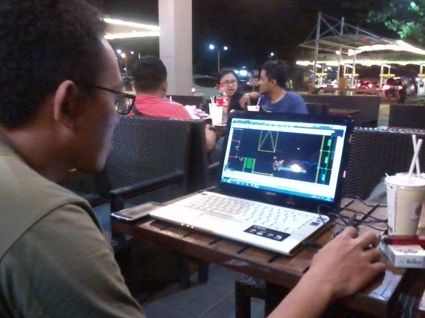 Kursus AutoCAD di Burger King - Botani Square Bogor Jawa Barat