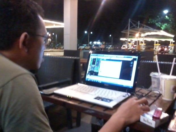Kursus AutoCAD di Burger King- Botani Square Bogor