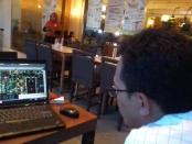 Kursus AutoCAD di Warung Kopi Sruput Plaza Kemang 88 Jakarta Selatan