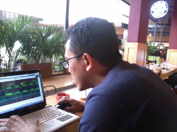 Kursus AutoCAD Interior Design at The Coffee Bean & Tea Leaf - Botani Square Bogor Jawa Barat