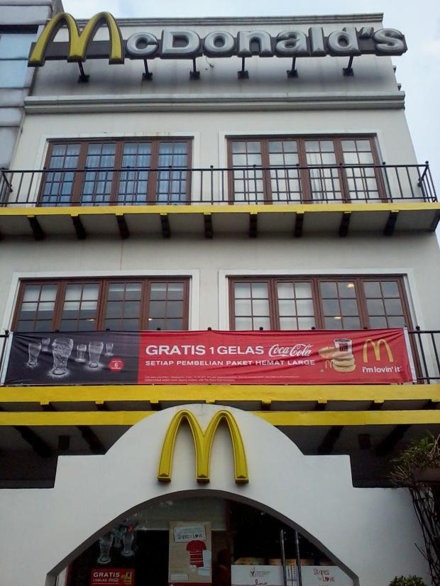 Kursus AutoCAD McDonald's Tebet