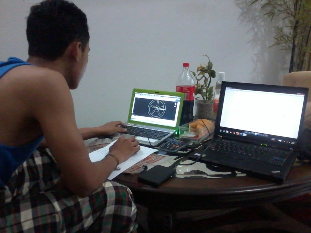 Kursus Private AutoCAD 2D di TanjungBarat