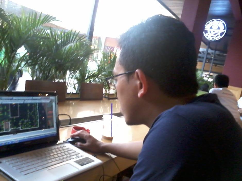 Kursus Private AutoCAD Desain Interior di The Coffee Bean & Tea Leaf - Botani Square Bogor Jawa Barat