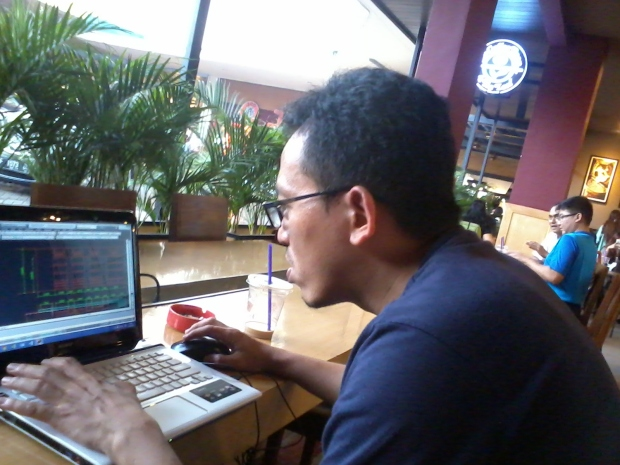 Kursus Private AutoCAD Interior Design at The Coffee Bean & Tea Leaf - Botani Square Bogor Jawa Barat