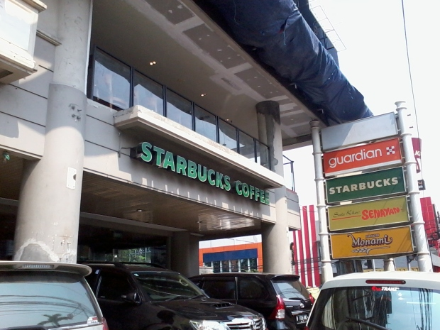 StartBucks Coffee Cideng