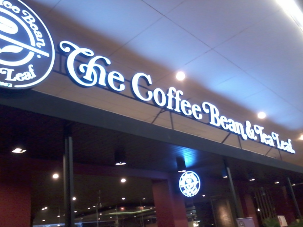The Coffee Bean & Tea Leaf - Botani Square Bogor