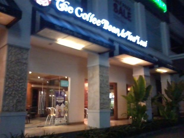 The Coffee Bean & Tea Leaf - Plaza Kemang 88