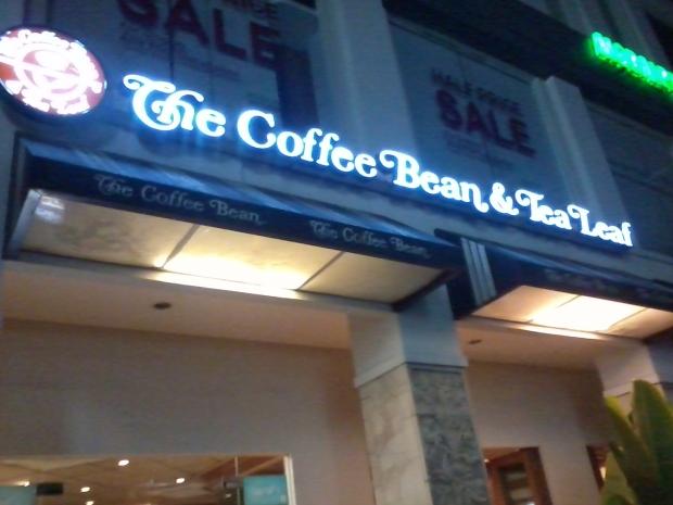 The Coffee Bean & Tea Leaf Plaza Kemang 88