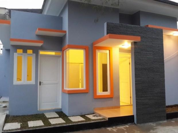 Hasil Gambar Kursus AutoCAD Rumah Minimalis sudah selesai dibangun 2