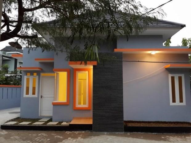 Hasil Gambar Kursus AutoCAD Rumah Minimalis sudah selesai dibangun4