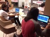 Kursus AutoCAD 3D Tower di KFC Margonda Depok