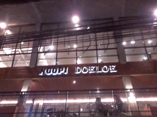 Ngopi Doeloe Cafe Bandung JawaBarat