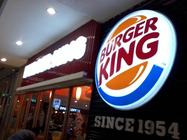 Burger King TebetGreen Jakarta Selatan