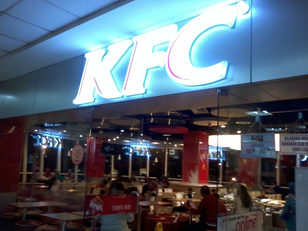 KFC Tamini Square Jakarta Timur