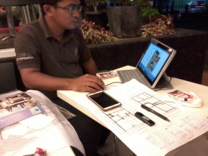 Meeting Architecture Design at McD Depok Trade Center