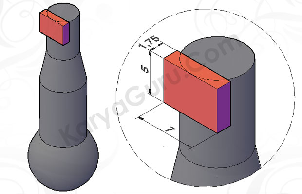 Tutorial AutoCAD BOX Mechanical Part