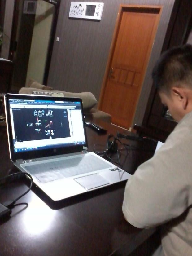 Kursus AutoCAD 2D 3D Mechanical Pesona Khayangan Depok Jabar