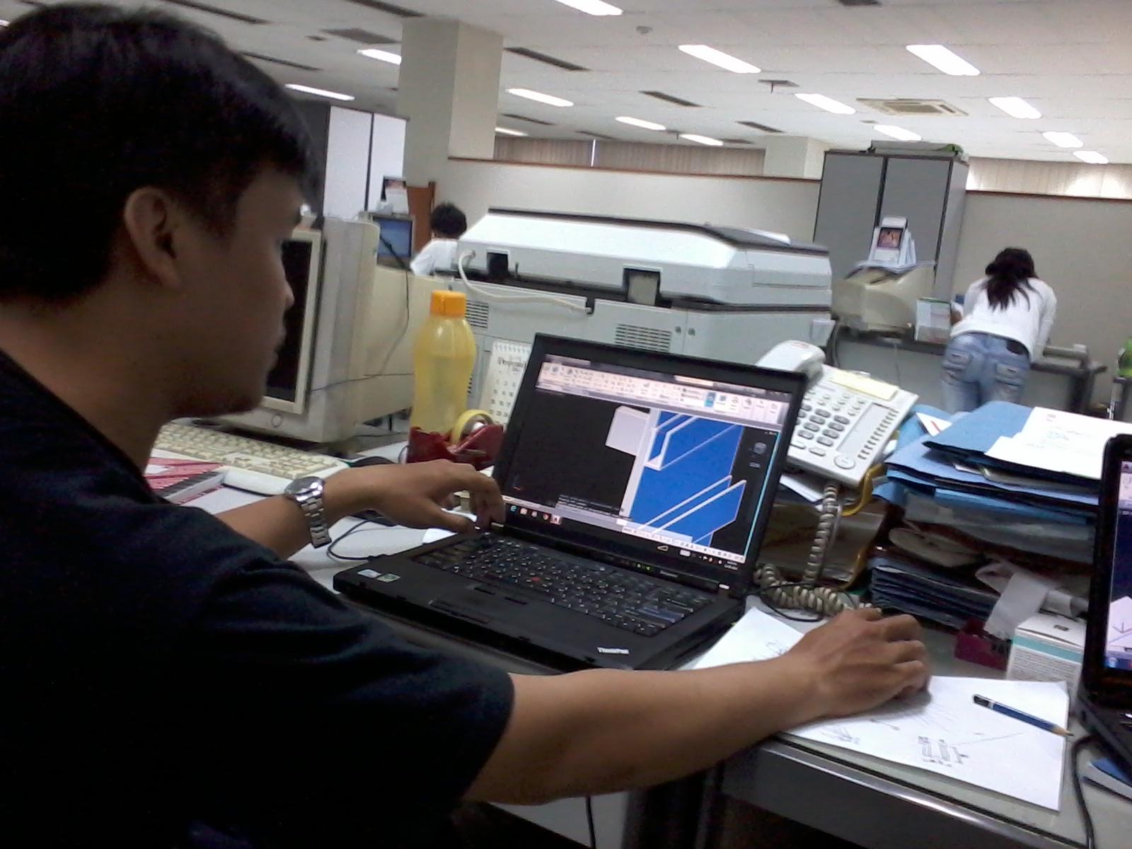 Kursus autocad 3d desain interior di mampang jakarta for Design interior di jakarta utara