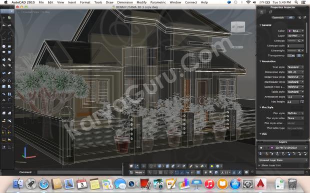 Kursus AutoCAD 3D Jl Pahlawan Bondongan Bogor
