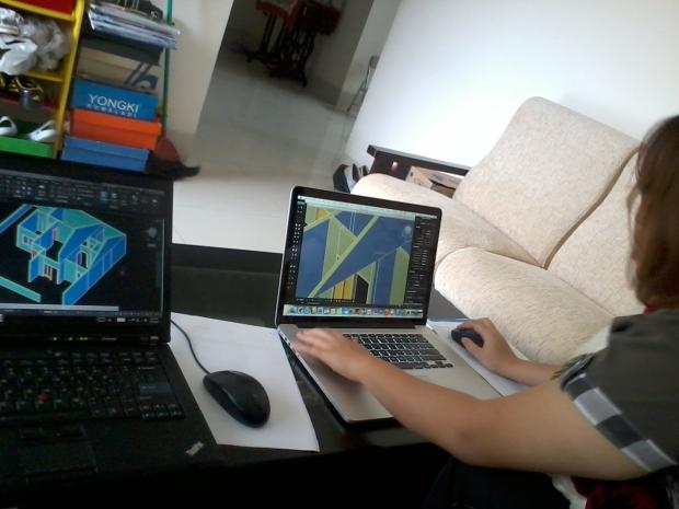 Kursus AutoCAD 3D Rendering Jl Pahlawan Bondongan Bogor