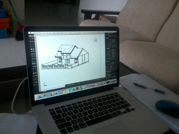 Kursus privat AutoCAD for Mac 3D Rendering Jl Pahlawan Bondongan Bogor