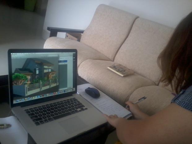 Kursus private AutoCAD 3D Bogor