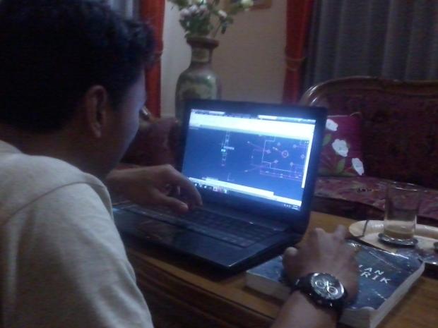 Kursus Private AutoCAD di GunungBatu Bogor Jabar