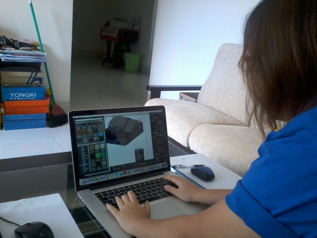 Kursus Prvat AutoCAD 3D Jl Pahlawan Bogor