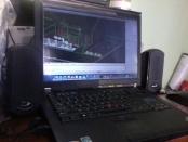 Hackintosh OsX 10.8.5 Mountain Lion Lenovo ThinkPad R400