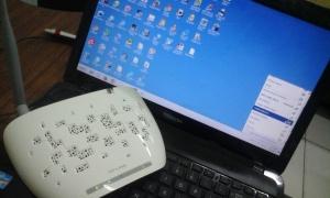 Hasil Penguatan Sinyal Repeater Wireless IndoSchool@wifi.id