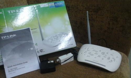 TP-Link Wireless N Access Point Repeater