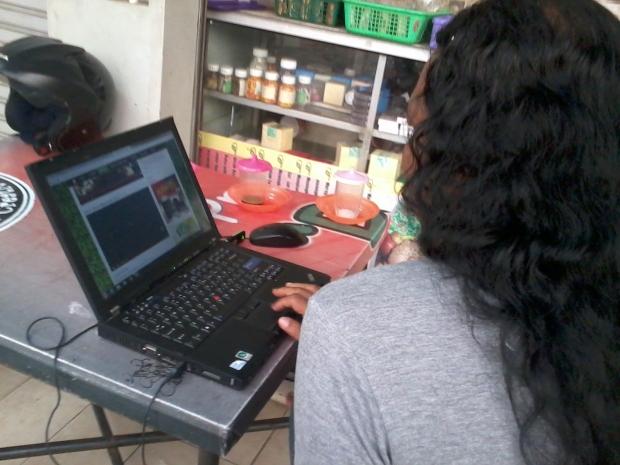 Training Web VideoEntry ToleIskandar Depok
