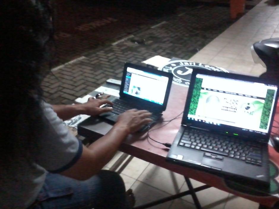 Training WebAdmin Pasar Segar Depok