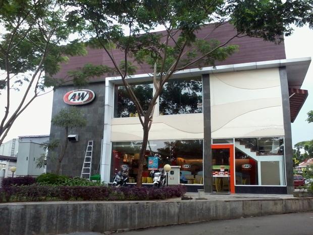 A&W Green Terrace TMII Jakarta