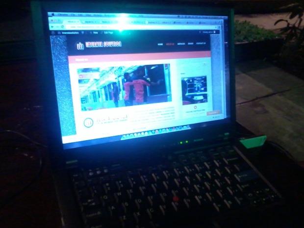 Belajar Web Administrator di Zoe Caffe Margonda Depok JawaBarat