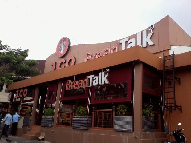 J.CO Green Terrace TMII Jakarta Timur