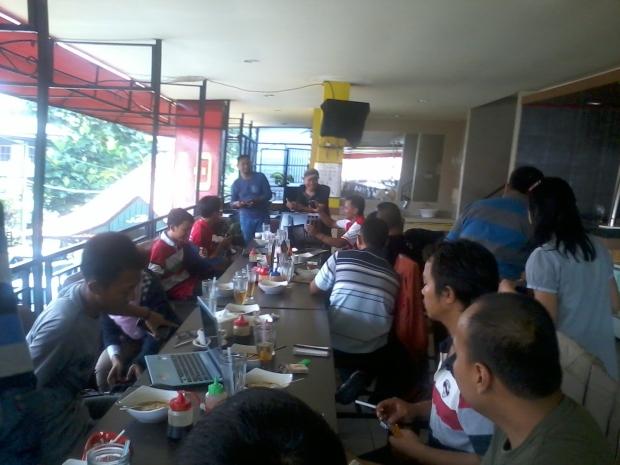 Kopdar komunitas autocad indonesia depok margonda