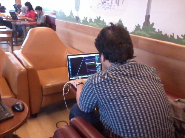 Kursus Auto CAD di J.CO Green Terrace TMII JakartaTimur