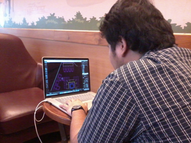 Kursus Auto CAD for Mac di J.CO GreenTerrace TMII JakartaTimur
