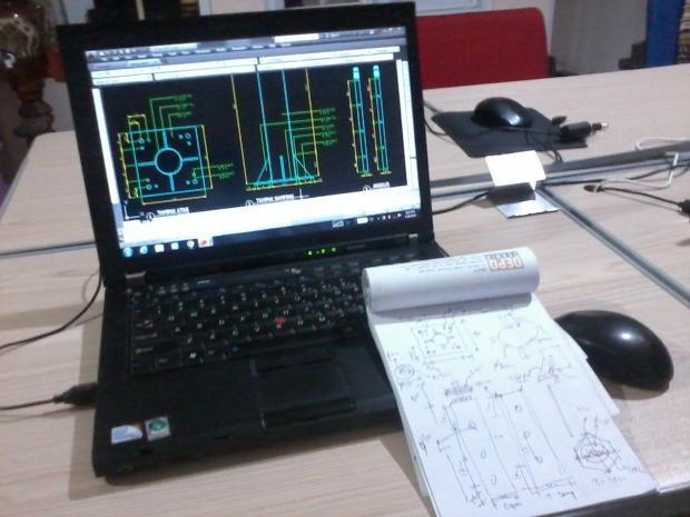 Kursus Private Auto CAD Kp. Makasar JakartaTimur