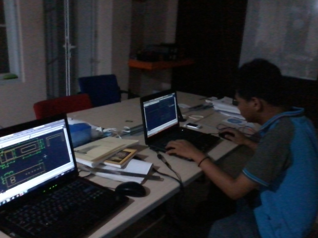 Kursus Private AutoCAD Kp. Makasar Jakarta