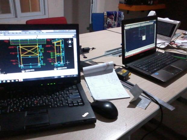 Kursus Private AutoCAD Solarcell Kp. Makasar JakartaTimur