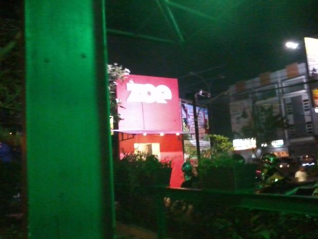 Kursus Private Web Administrator di Zoe Cafe Margonda Depok JawaBarat
